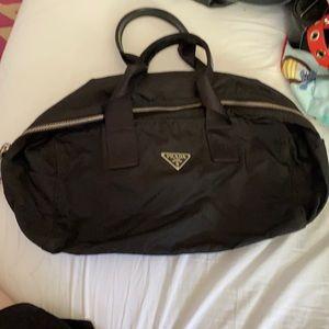 Prada doctor bag